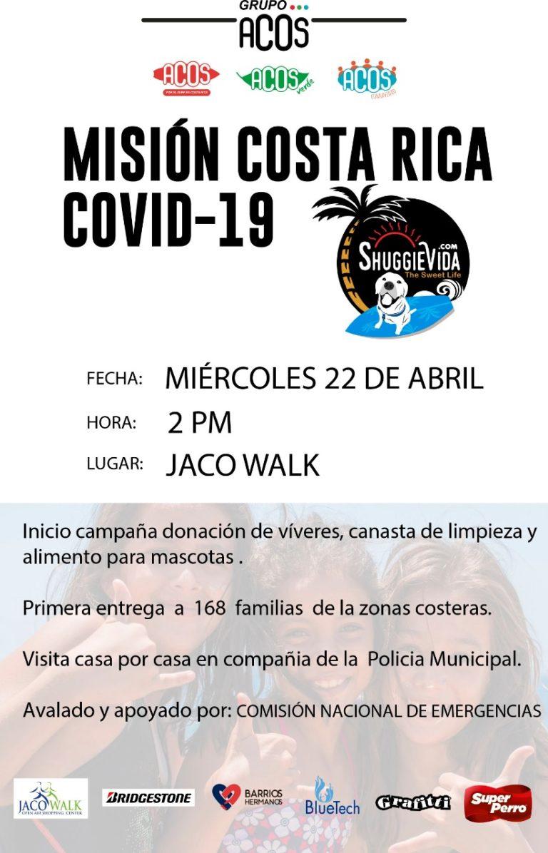 Misión COVID